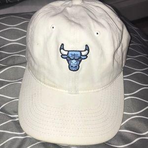 mitchell & ness chicago bulls snapback hat